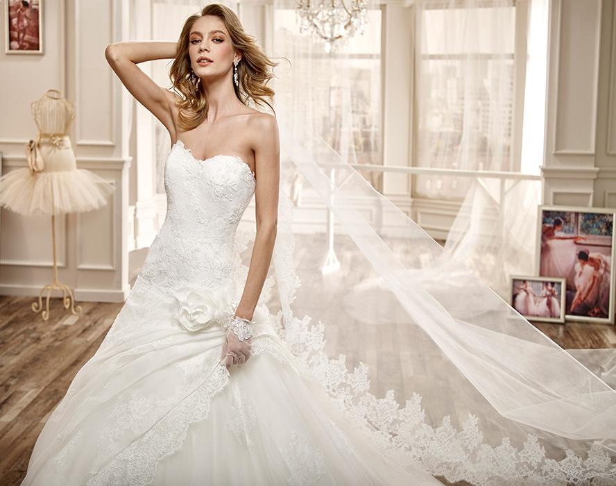 Comprare il vestito da sposa