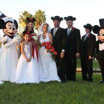 matrimonio a tema Disney